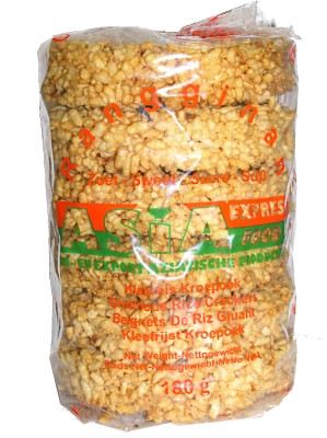 Sweet Glutinous Rice Crackers - AEF