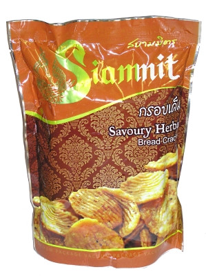 Savoury Herbal Bread Crackers (!!!!Krong Kraeng!!!!) - SIAMMIT