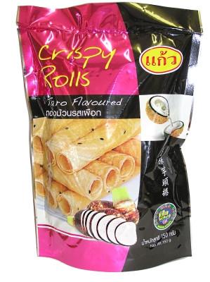 Thai Crispy Rolls (!!!!Thong Muan!!!!) - Taro Flavour - KEAW
