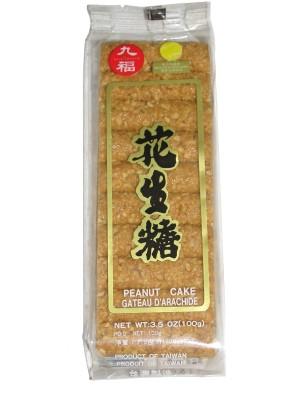 Crushed Peanut Cake Crisp Snack - NICE CHOICE