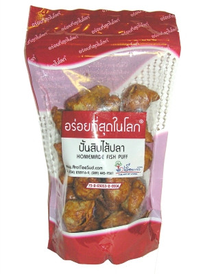 Fish Puffs - AROI TEE SUD