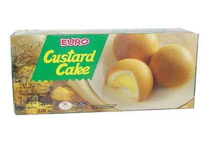 Custard Cakes 144g - EURO