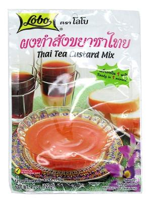 Thai Tea Custard Mix - LOBO