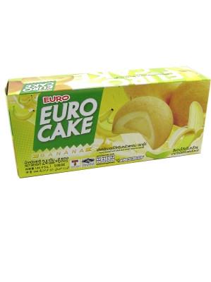 Banana Cakes 144g - EURO