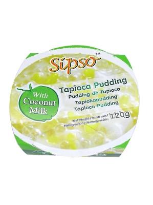 Tapioca Pudding with Coconut Milk - SIPSO