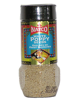 White Poppy Seeds 100g - NATCO