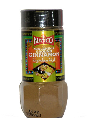Ground Cinnamon 100g - NATCO