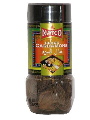 Black Cardamoms 50g - NATCO