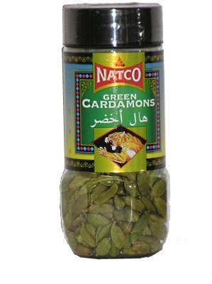 Green Cardamoms 50g - NATCO