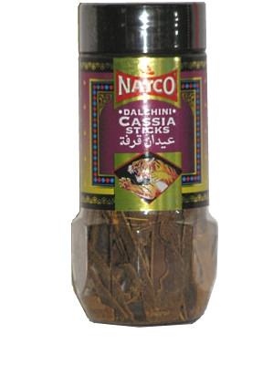 Cassia Sticks (!!!!Dalchini!!!!) 50g - NATCO