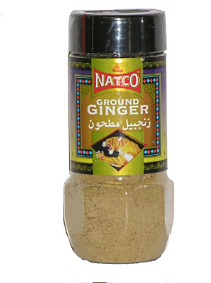 Ground Ginger 100g - NATCO