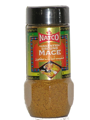 Ground Mace 100g - NATCO