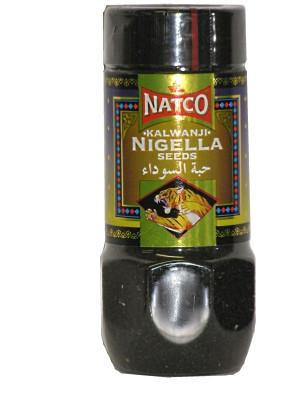 Kalwanji (Nigella) Seeds 100g - NATCO