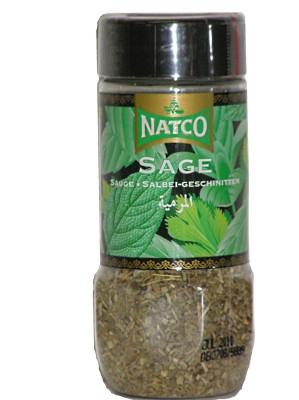Dried Sage 25g - NATCO