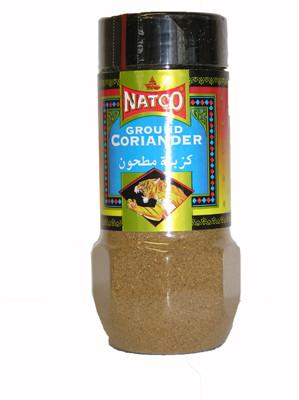 Ground Coriander 100g - NATCO