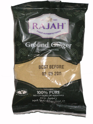 Ground Ginger 85g - RAJAH