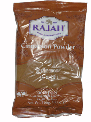 Cinnamon Powder 100g - RAJAH