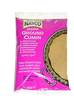 Ground Cumin 100g (refill) - NATCO