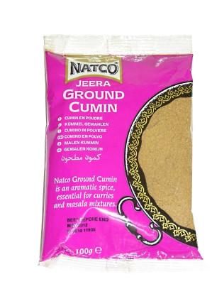 Ground Cumin 100g (refill) - NATCO