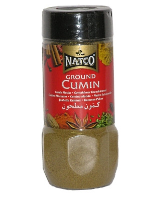 Ground Cumin 100g - NATCO
