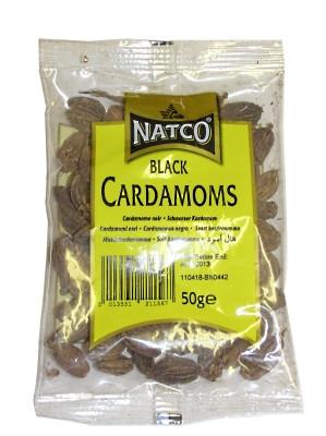 Black Cardamoms 50g (refill) - NATCO