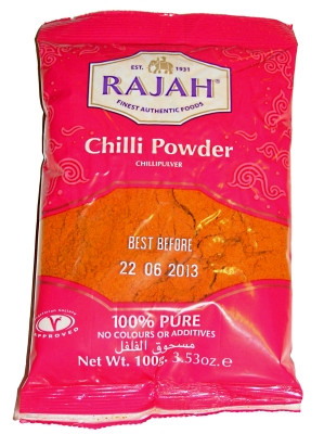 Chilli Powder 100g - RAJAH
