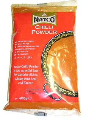 Chilli Powder 400g - NATCO