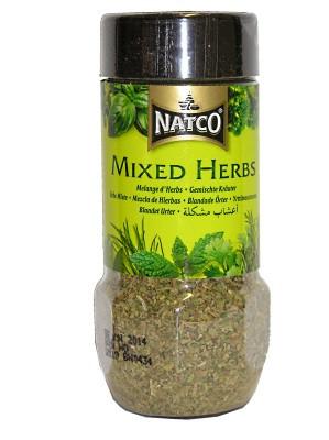 Dried Mixed Herbs 25g - NATCO