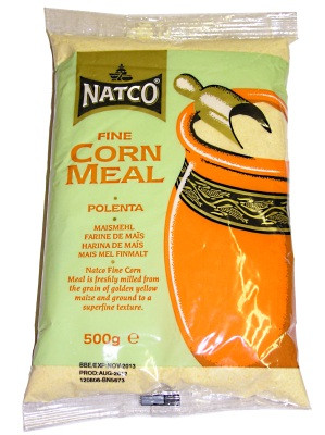 Fine Corn Meal (Polenta) 500g - NATCO