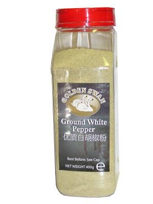 Ground White Pepper 400g - GOLDEN SWAN