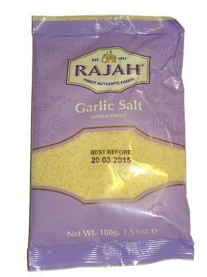 Garlic Salt 100g - RAJAH