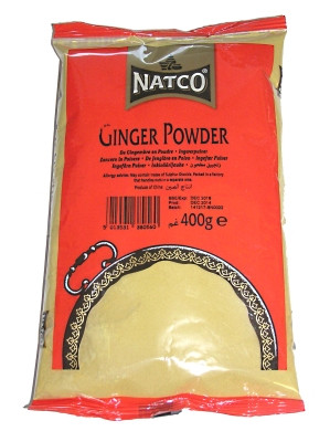 Ground Ginger 400g - NATCO