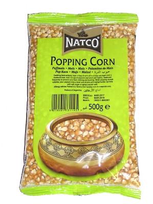 Popping Corn 500g - NATCO
