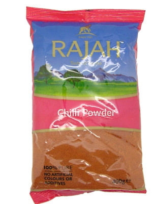 Chilli Powder 400g - RAJAH