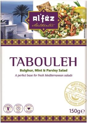 Bulgur Wheat Tabouleh (mint, parsley & lemon salad) - AL'FEZ