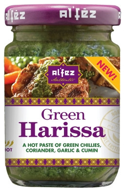 Green Harissa 100g - AL'FEZ
