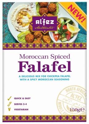 Moroccan Spiced Falafel Mix - AL'FEZ