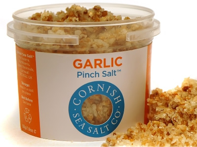 Garlic Sea Salt - CORNISH SALT Co.