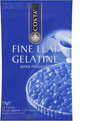 Fine Leaf Gelatine - COSTA