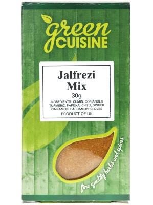 Jalfrezi Mix 30g - GREEN CUISINE