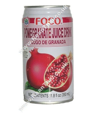 Pomegranate Juice Drink - FOCO