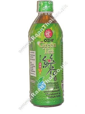 Japanese Green Tea - Original Flavour - OISHI