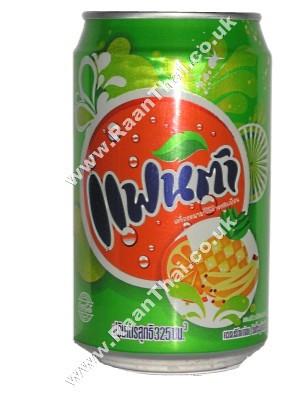 Green (Mixed Fruit) FANTA