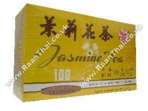 Jasmine Teabags 100x2g - SPROUTING