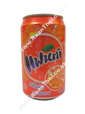 Orange Flavoured - FANTA