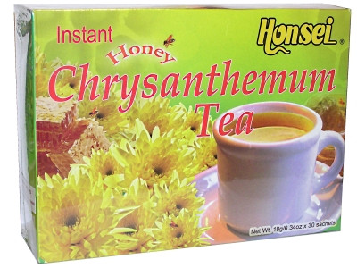 Instant Honey Chrysanthemum Tea 30x18g - HONSEI