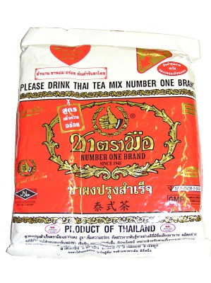Thai Tea Mix - NUMBER ONE