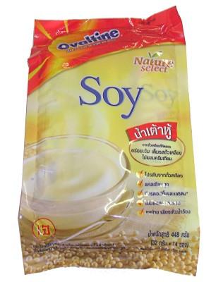 Instant Soy Drink Powder 14x32g - OVALTINE