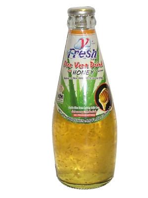 Aloe Vera Drink with Honey - V-FRESH