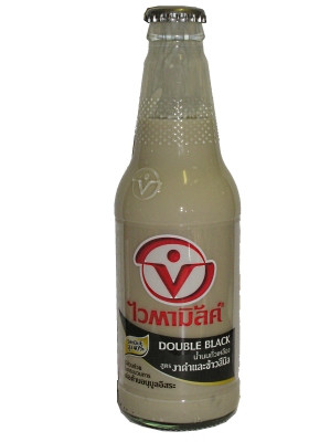 Sweetened Soy Drink - Black Cereal Flavour (bottle) - VITAMILK